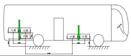 一种采用旋转测距进行电池定位的方法
