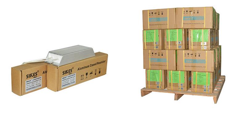 西门子公司采购西凯士公司IP65防水铝壳电阻