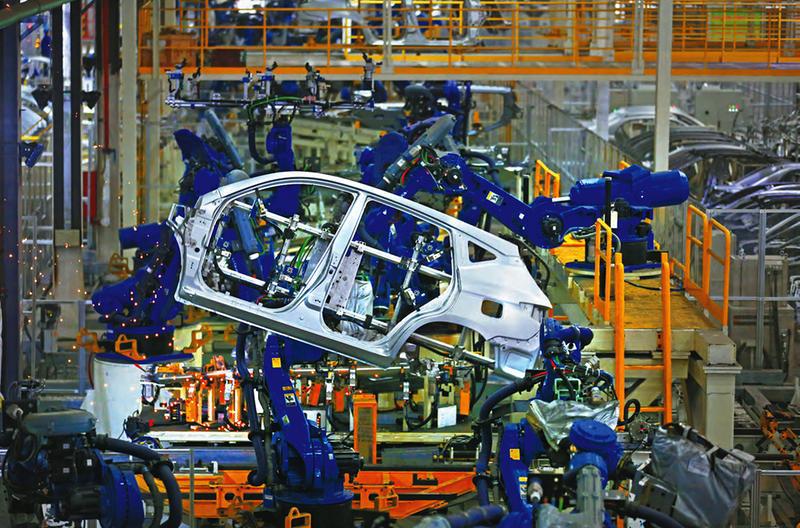 """""""陕西籍""""工业机器人成科技创新""""明星"""""""