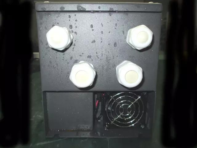 易能电气携新品EN610高防护型变频器