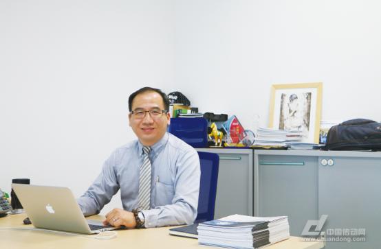研华设备自动化事业部业务发展总监李国忠先生