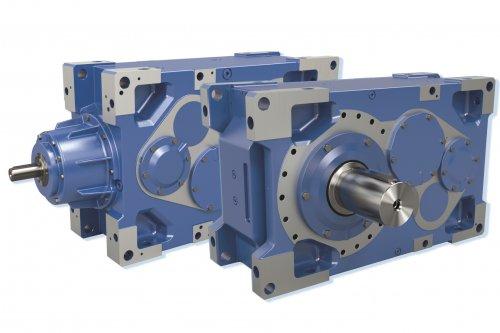 诺德新规格模块化工业齿轮箱