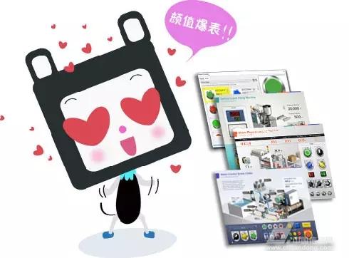 """威纶通新EasyBuilder Pro初体验,高颜值撩动""""春心"""""""