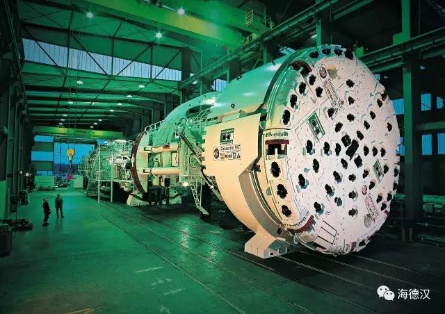 海德漢TNC640縮短周期時間——Herrenknecht公司的零件工廠找到復合加工的便捷之路