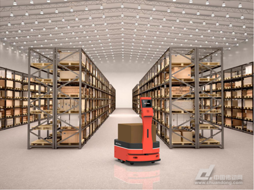仓储运输机器人