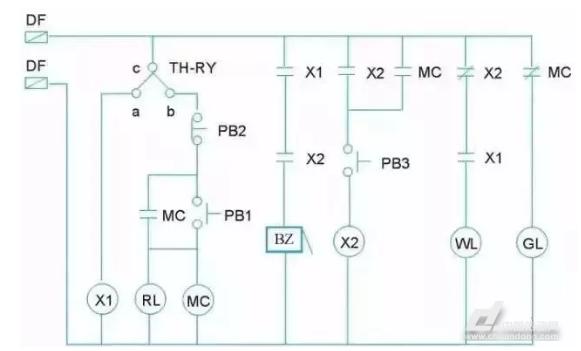 体育平台登录:实用| 怎么把电气图转换为PLC梯形图?(图4)