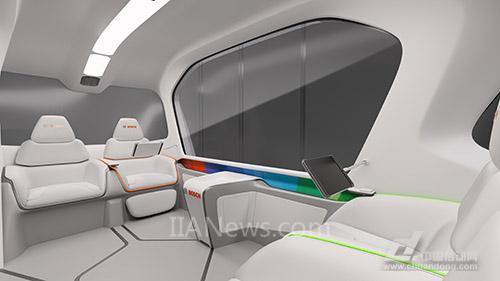 全新电动巴士,博世,智能交通