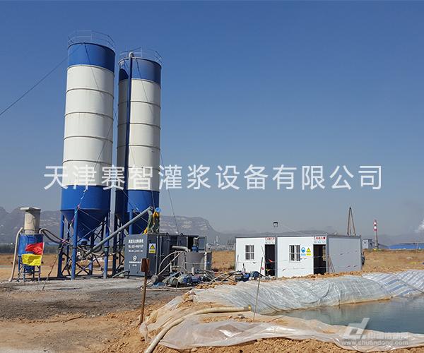 矿井注浆加固技术高压注浆防水堵漏
