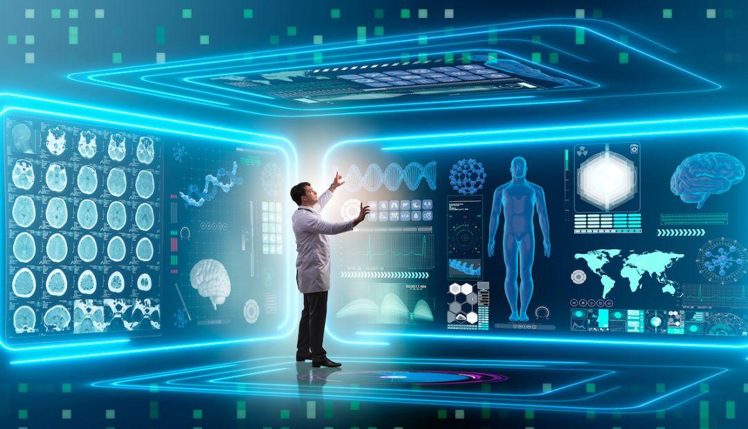 中国智慧医疗行业
