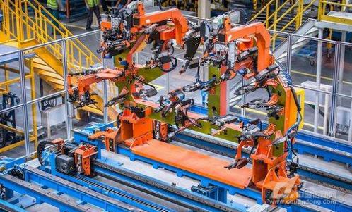 智能工厂自动化,5G