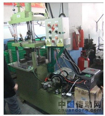 液压剪切机配电柜接线图解及继电器说明