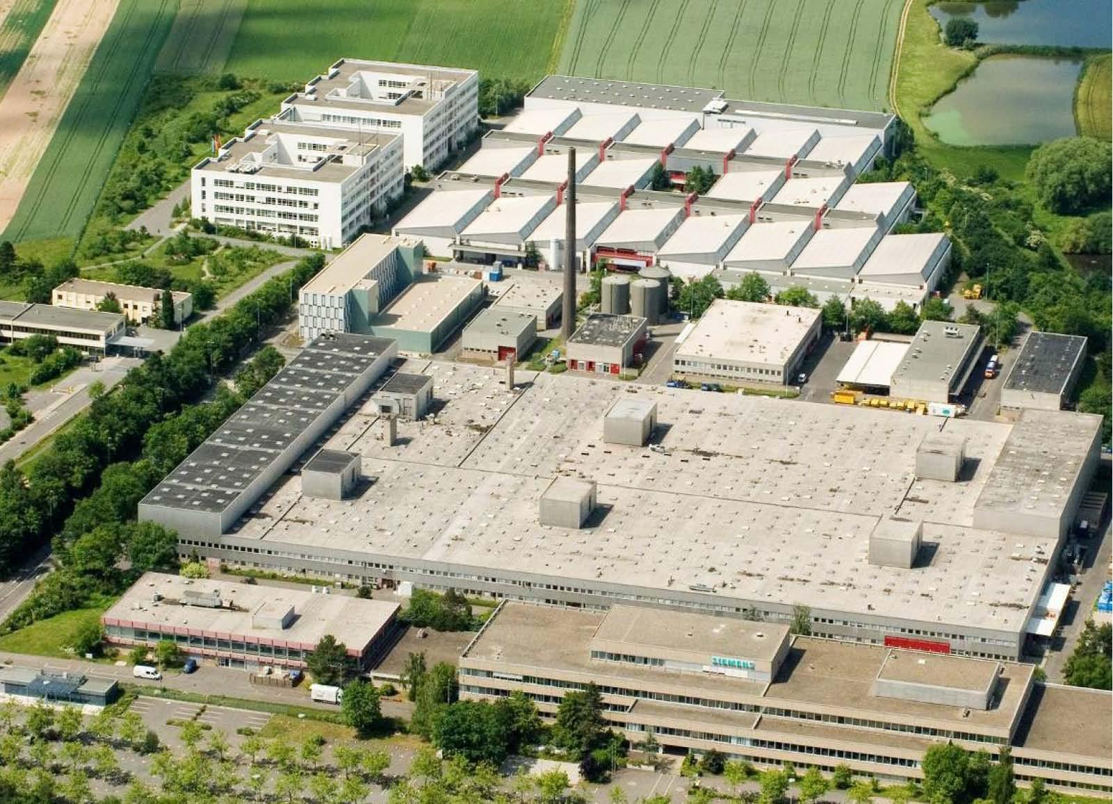 爱尔兰根 西门子运动控制工厂