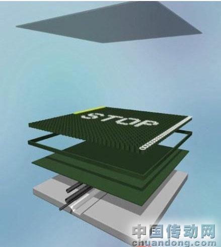 未来的概念:多功能太阳能电板公路