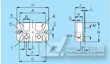 意杰电子pcs-100精密分流大功率电阻