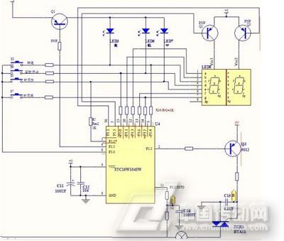 丹佛斯地暖温控器电路接线图
