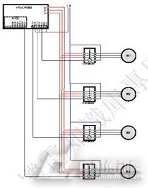 台达cp2000变频器在供水行业的应用