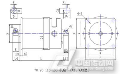 微分电机 sz系列直流伺服电动机