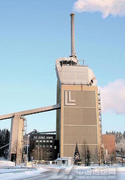 芬兰这间电厂可以真正做到发电
