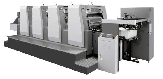 印刷机_变频器在平版印刷机上的应用前景