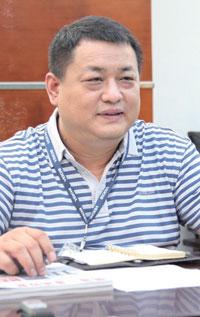 左洪浪 深圳市伟创电气有限公司营销总监