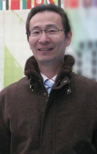 尹志华 深圳江浩电子有限公司总经理