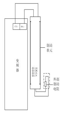 fc51制动电阻接线图