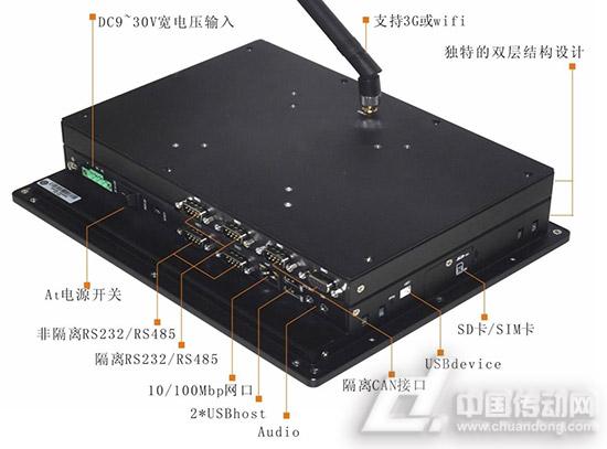研祥arm工业平板电脑在电动汽车充电桩中的应用