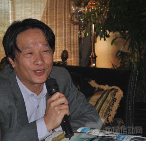 珠海台金总经理苏奇皇-一季度伺服水深且暖,如何善游