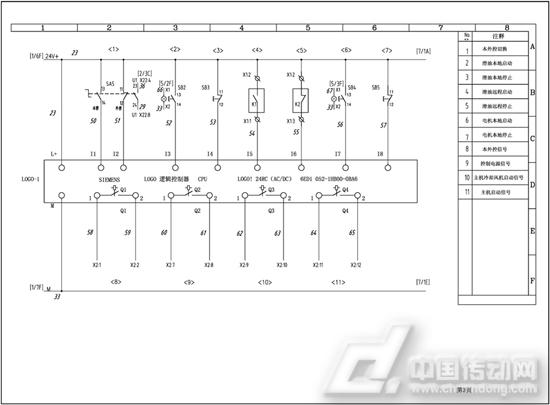 cpu的逻辑电路图