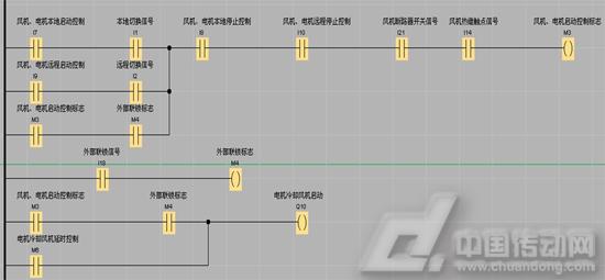 依爱6043输入输出风机控制箱模块接线图