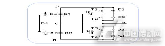 三电平拓扑图