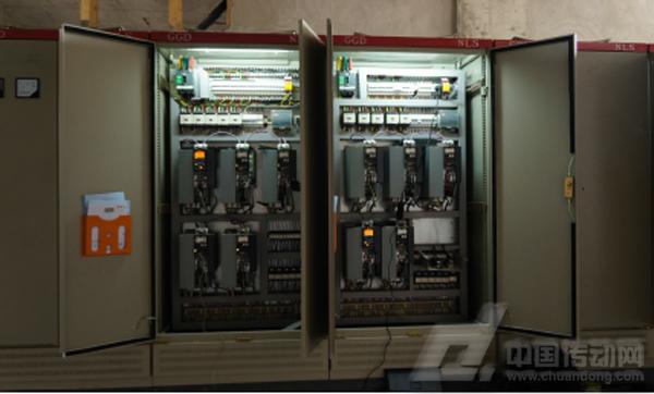 丹佛斯vlt 变频器 在剧场舞台机械上的成功应用