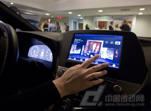 智能汽车内置传感器拒绝酒驾