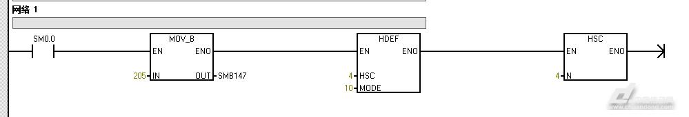 编码器与西门子plc接线图