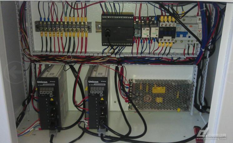 plc控制电机y-d启动实物接线图-丹佛斯 新闻中心