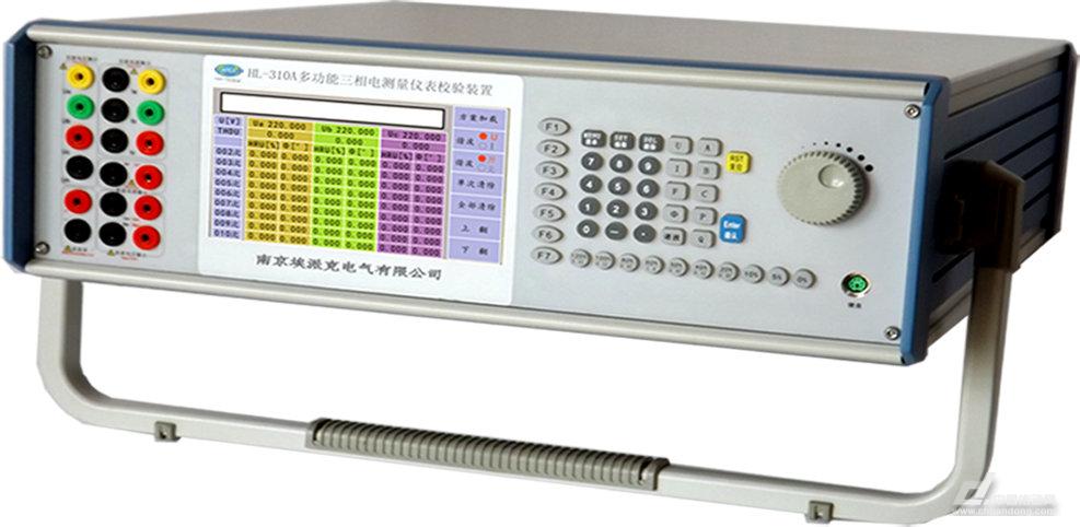 多功能三相电测量仪表检定装置