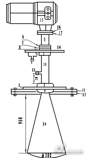 雷达料位计在高炉炉顶料罐料位测量上的应用