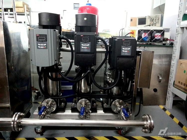 与三晶电气携手,共创水泵变频器演义