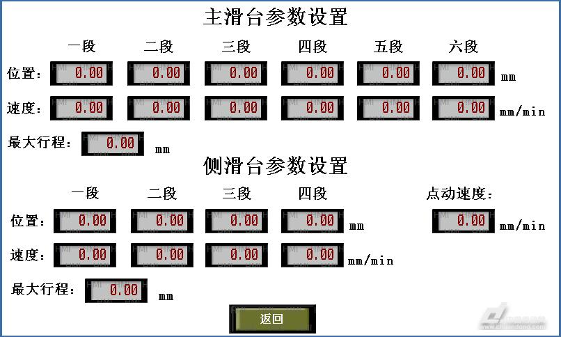 英威腾plc 触摸屏 伺服的综合应用--铣钻机床电控系统