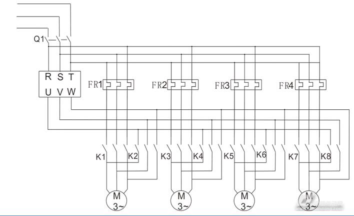zf自动控制电路图