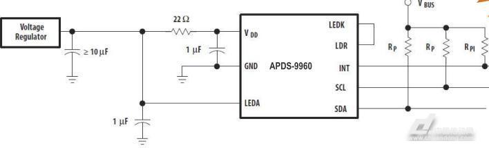 图1-3 外围电路图