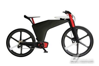 博泽设计研究成果:未来的电动自行车出行方案