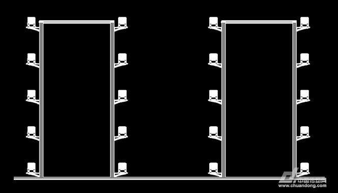 图2-1-1立体结构示意图