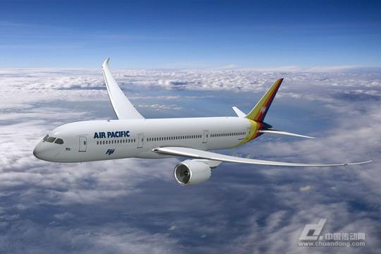 塑料先锋大胆涉及飞机制造领域