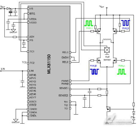 10年奔驰ml350汽油泵保险电路图
