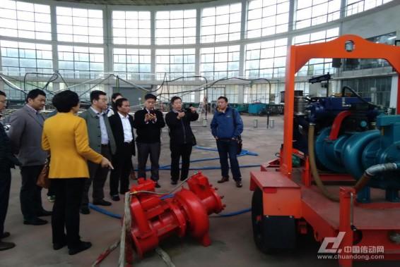 节水灌溉产业技术创新战略联盟企业行活动圆满结束