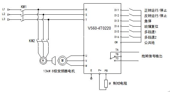电气及其控制系统接线图