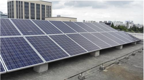 3兆瓦分布式屋顶光伏电站