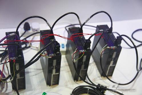 汇川md380变频器制动电阻接线图