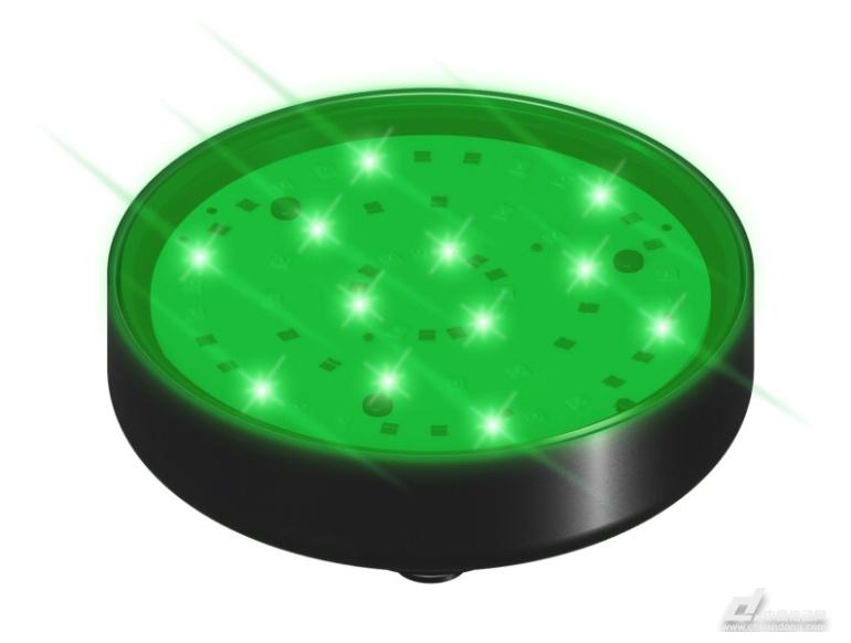 邦纳发布多款工业照明灯及指示灯新品